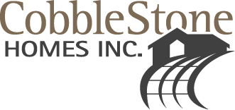 Cobblestone Homes logo